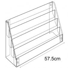Large 4 Tier Card Display Counter/Wall